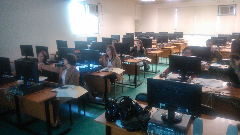 Talleres Comités planificación por Facultad Chillan 27-10-2015