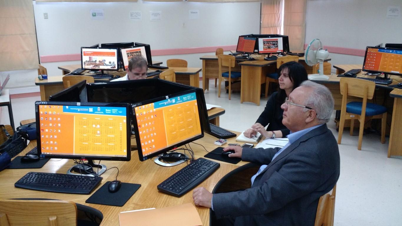 Talleres Comité planificación por Facultad Concepción 30-10-2015