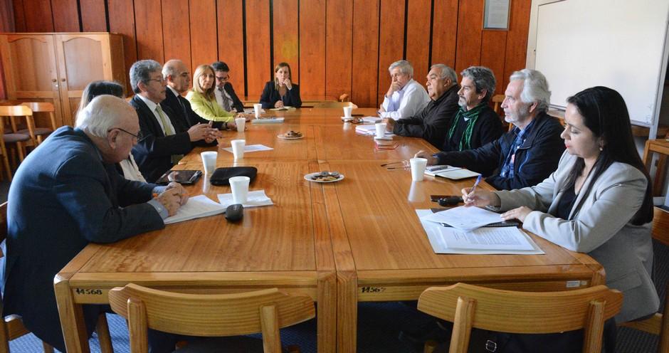 Comité de Planificación Institucional acuerda ajustes a la Visión y Misión de la Universidad