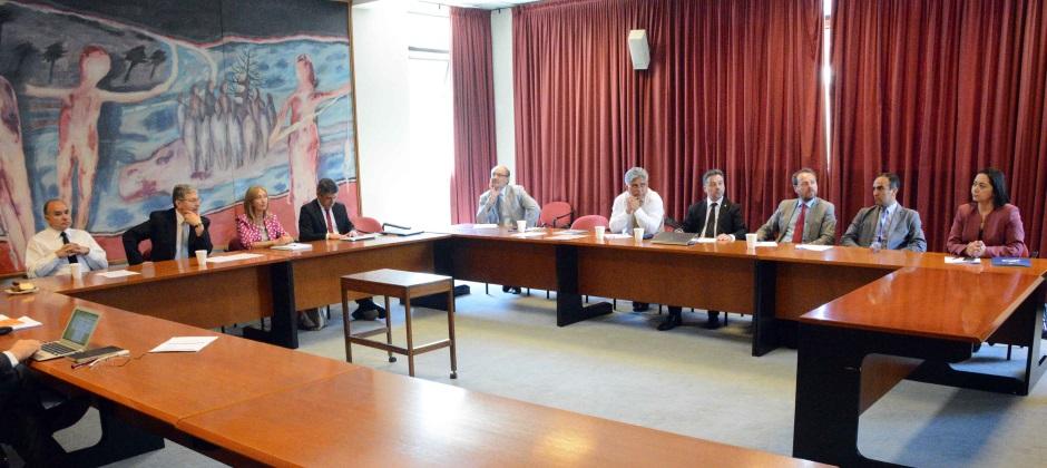 Líderes de área presentan sus avances ante el Comité Ejecutivo de Acreditación Institucional